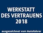 Werkstatt des Vertrauens 2018