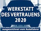 Werkstatt des Vertrauens 2020